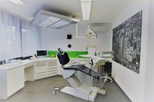 Neue Behandlungszimmer für unsere Patienten